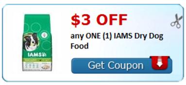 Iams dog food coupons may 2018