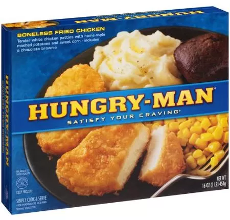 Hungry Man Frozen Dinner Coupons