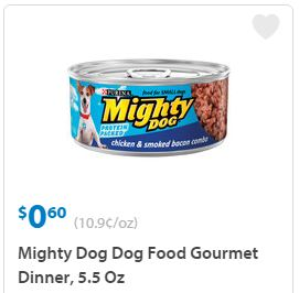 Mighty Taco Dog Food