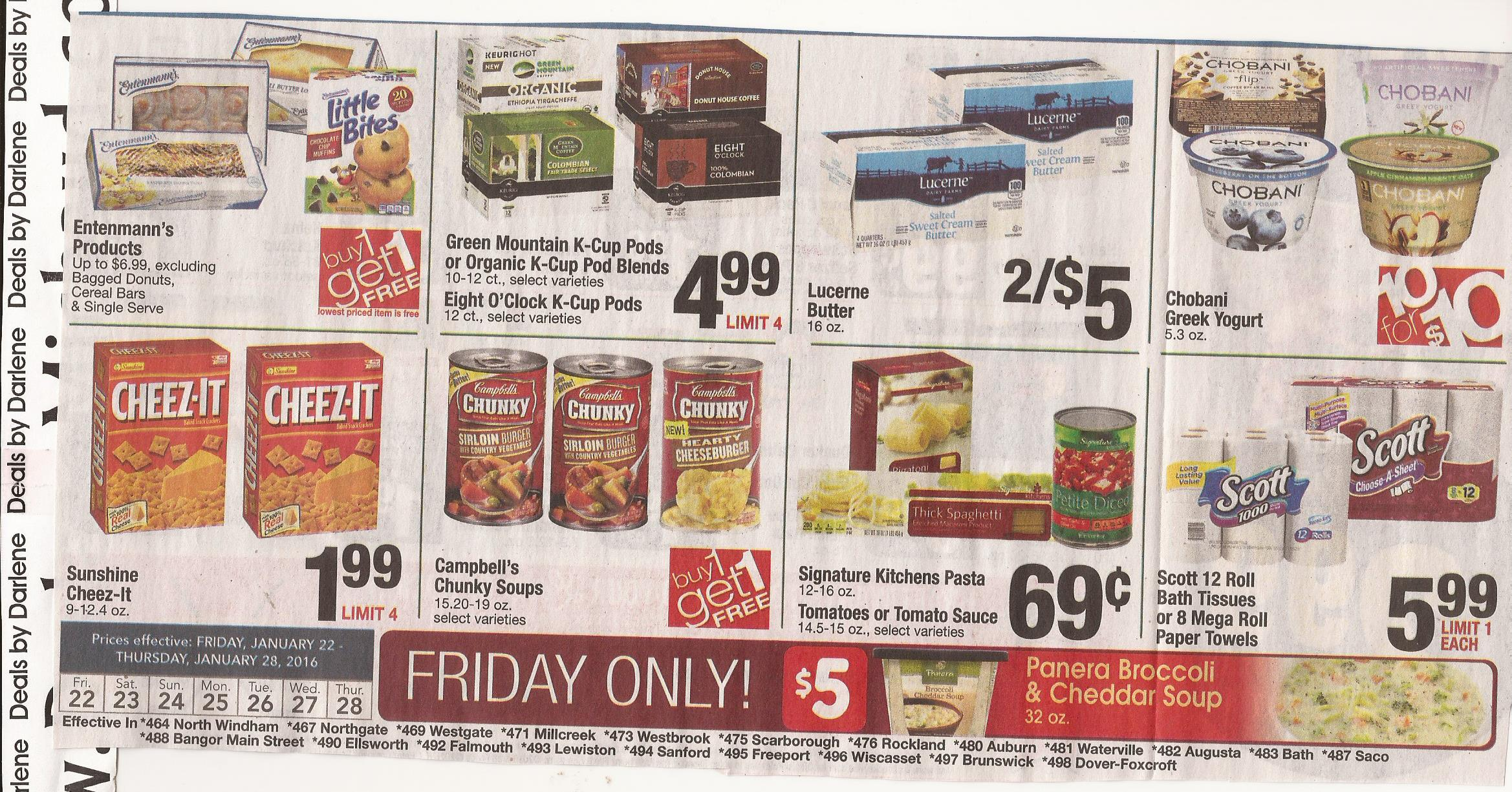 Recent Posts. BUY 5, GET $5 OFF DEALS: $ Palmolive, $ Prego Pasta Sauce, $ General Mills Cereal, $ Silk Milk + MORE; $ Colgate Premium Toothpaste (reg. $).