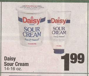 Daisy sour cream printable coupons 2018