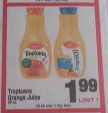 tropicana-3-day-sale