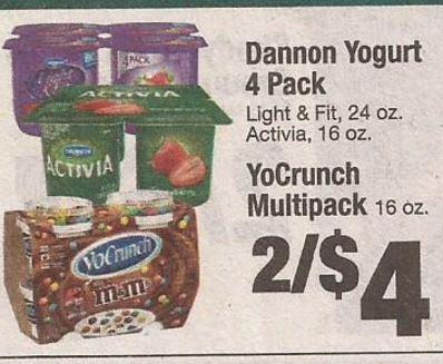 Activia yogurt coupons printable