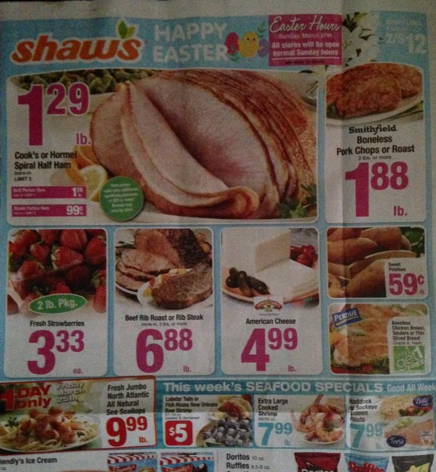 shaws-flyer