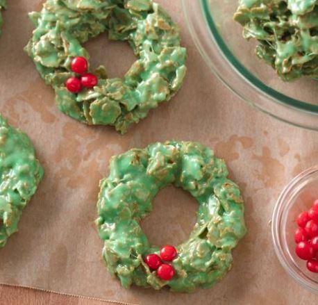 no-bake-christmas-wreath-cookies-betty-crocker-darlene-michaud-recipe