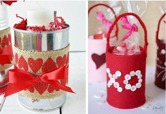 tin can valentines day crafts darlene michaud craft inspiration image