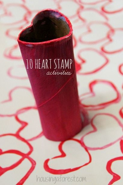 valentines day toilet paper roll crafts 3