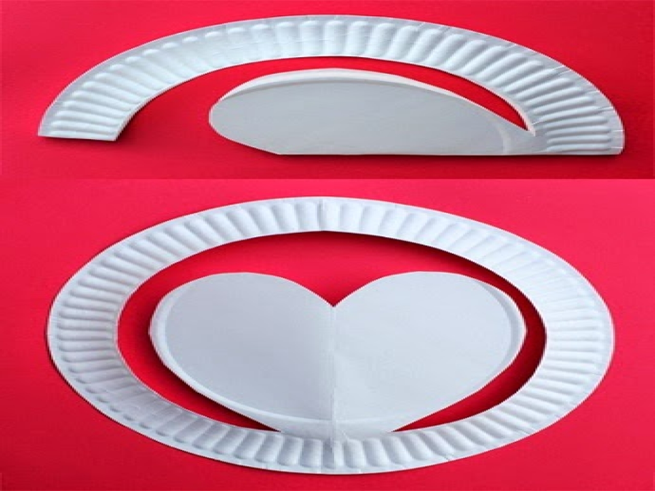 Crafty Inspirations – 10 Valentine's Day Paper Plate Crafts for ...