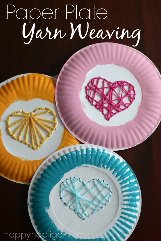 Crafty Inspirations 10 Valentines Day Paper Plate Crafts For Kids