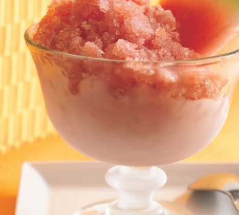 watermelon slushie recipe darlene michaud