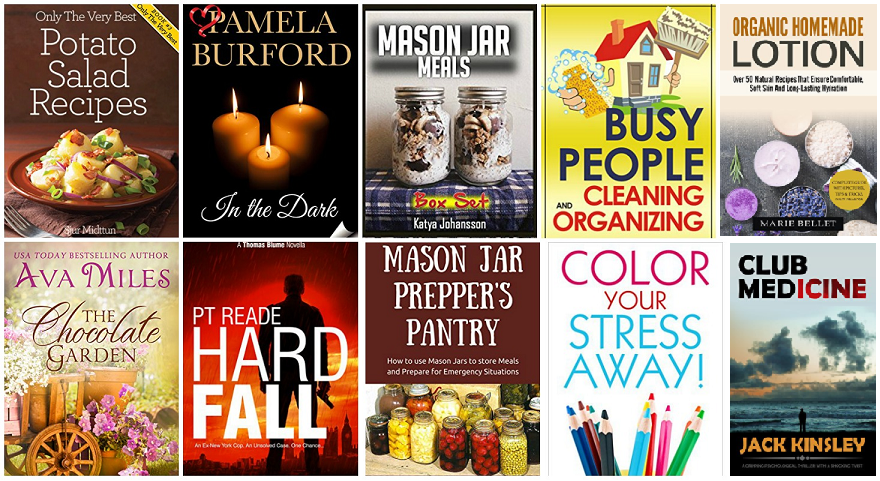 10 free amazon ebooks darlene michaud