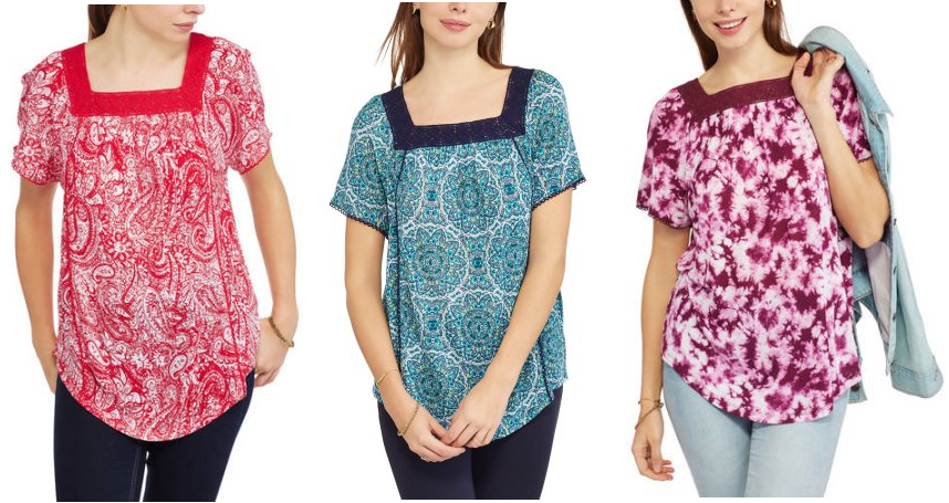 womens shirts walmart clearance darlene michaud