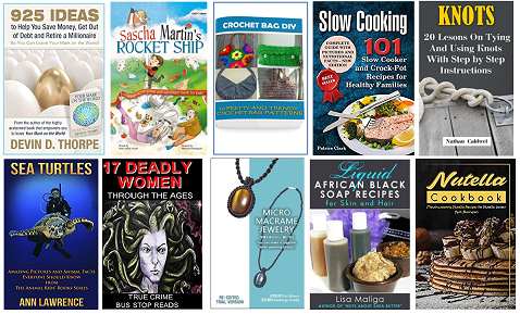 10 Free Ebooks You Can Download From Amazon Today 91817 No