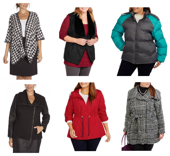 668f2d9a1c3a Walmart Clearance Roundup for 10 4 – Plus Size Jackets