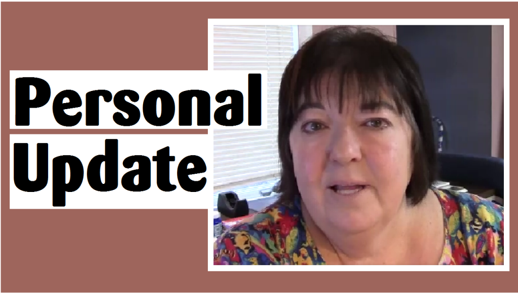 personal update darlene michaud