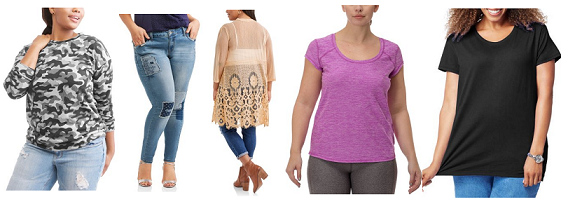 e50080cc23c5 Walmart CLEARANCE Roundup – Plus Size Women s Clothing « Darlene Michaud