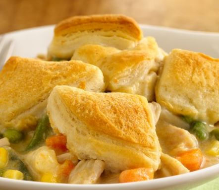 quick easy chicken pot pie recipe pillsbury darlene michaud
