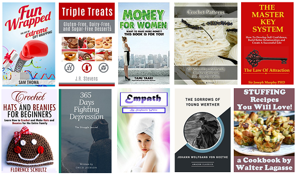 10 Free Kindle Books You Can Download From Amazon Today 12918 No