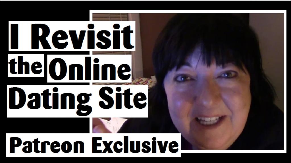 i revisit the online dating site darlene michaud
