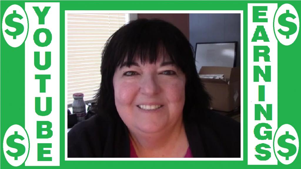 youtube earnings update january darlene michaud