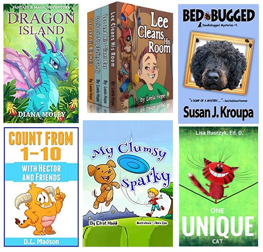 . 6 free amazon kindle books for kids darlene michaud