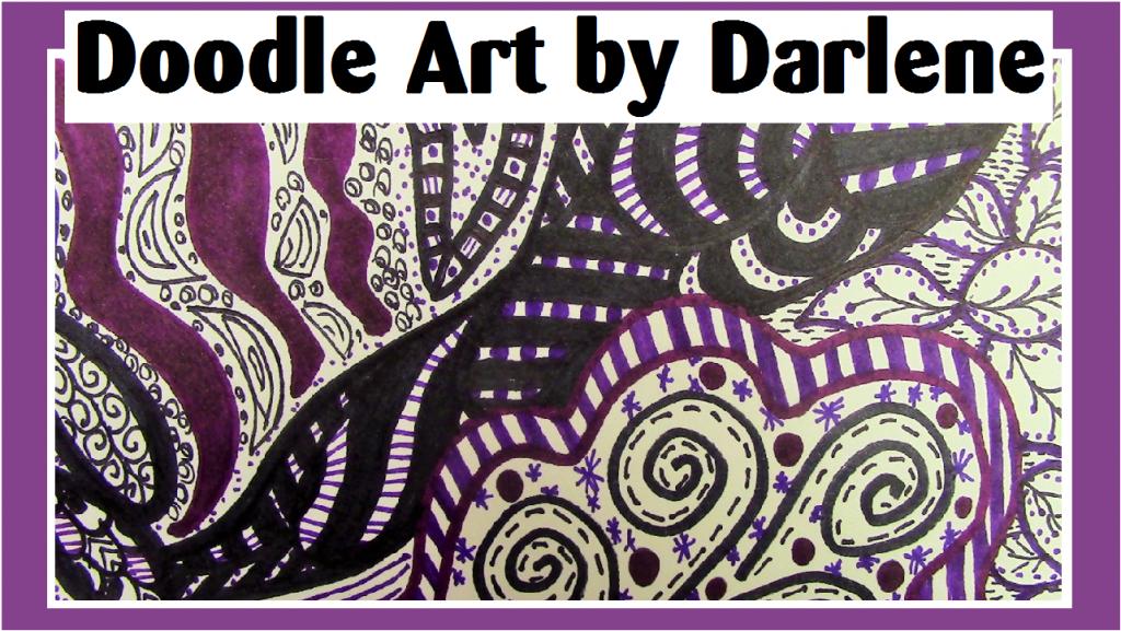 doodle art by darlene