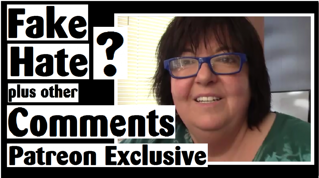 fake hate plus other comments darlene michaud patreon exclusive
