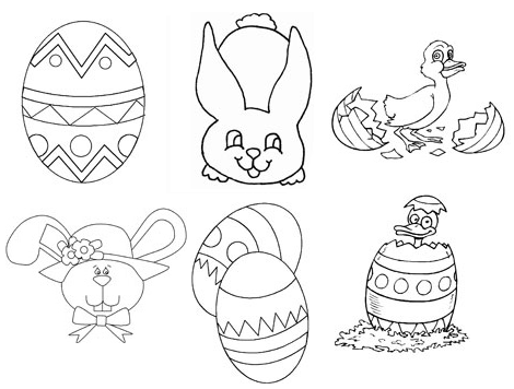 Free Printable Easter Coloring Pages For Kids Darlene Michaud