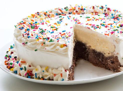 Dairy Queen Cookie Dough Cake Ingredients