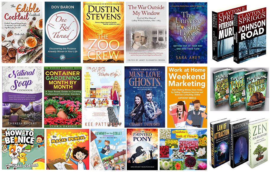 10 Free Kindle Books For 5 30 18 Plus 3 Free Box Sets And 5