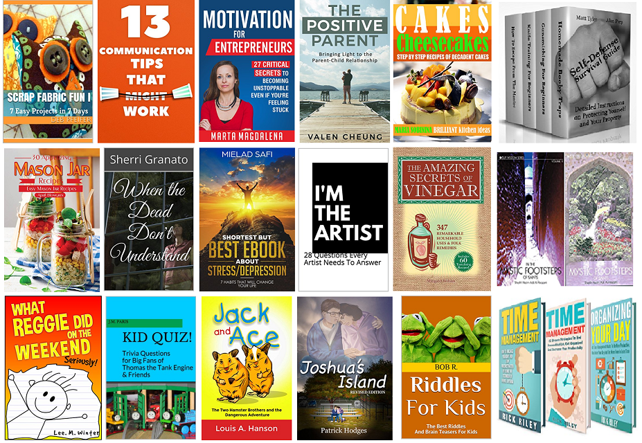 10 Free Kindle Books For 5 5 18 Plus 3 Free Box Sets And 5