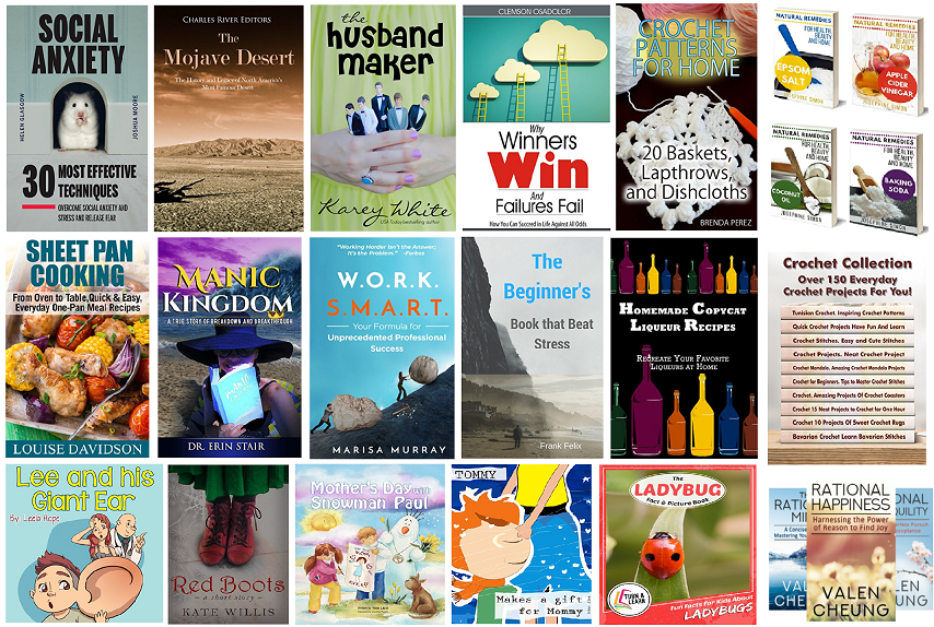 10 Free Kindle Books For 5 10 18 Plus 3 Free Box Sets And 5
