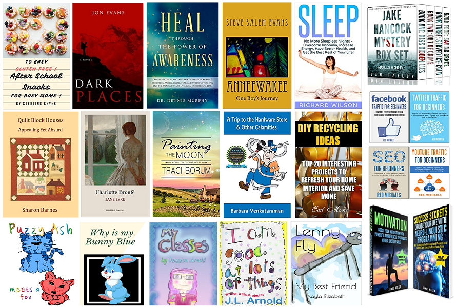 10 Free Kindle Books For 6 17 18 Plus 3 Free Box Sets And 5