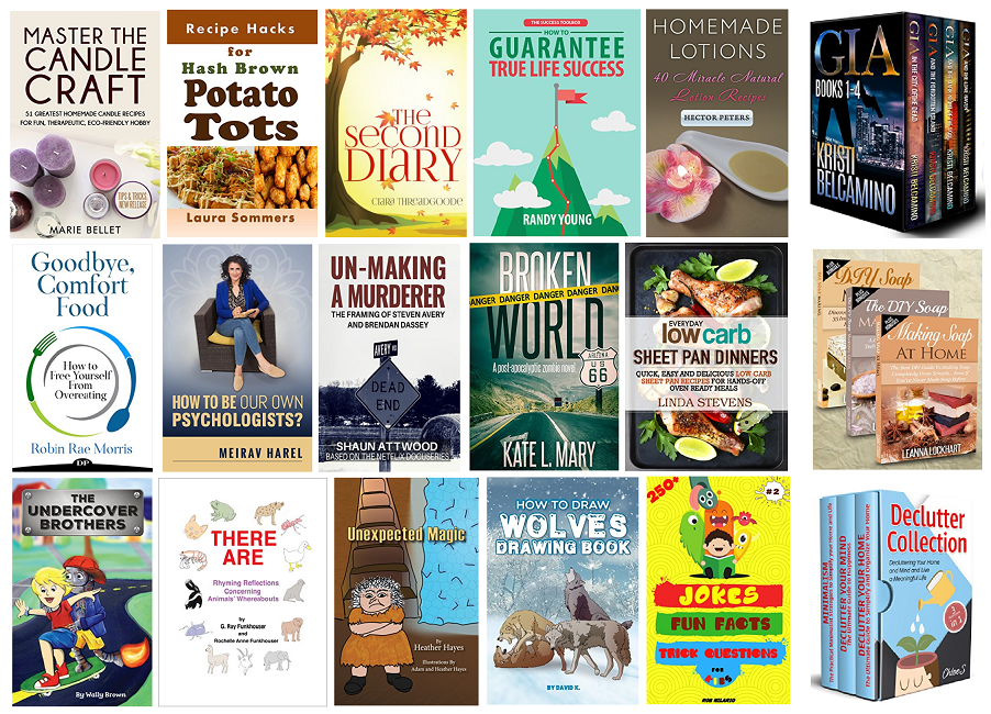 10 Free Kindle Books For 6 5 18 Plus 3 Free Box Sets And 5