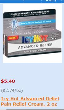 graphic regarding Icy Hot Coupons Printable named 2 Icy Incredibly hot Bargains at Walmart Working with Printable Discount codes Coupon